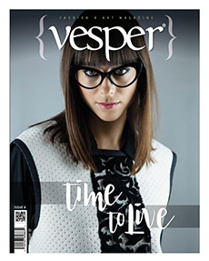 VESPER Fashion & Art Magazine issue
