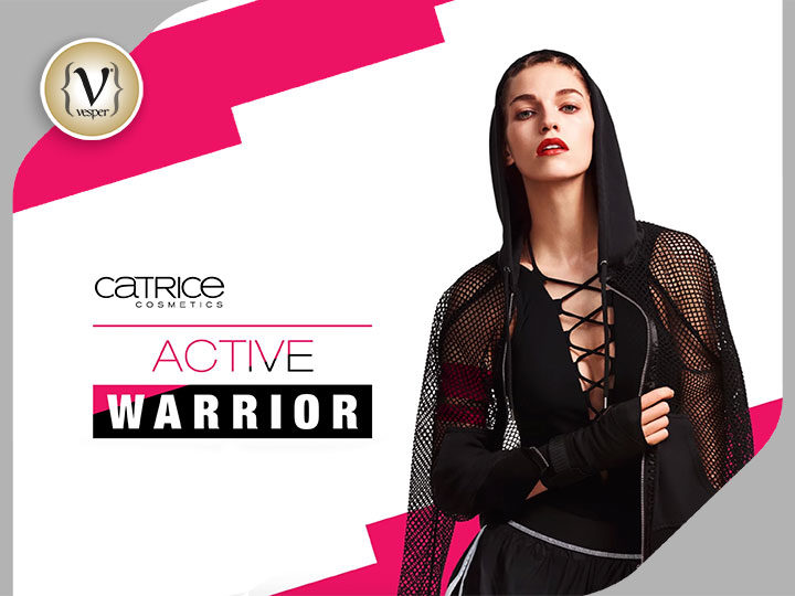 Active Warrior Limited Edition by Catrice