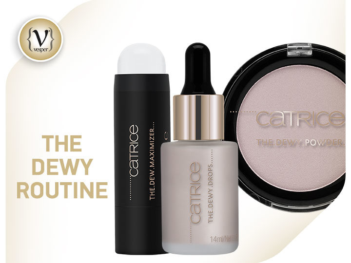 The Dewy Routine by Catrice