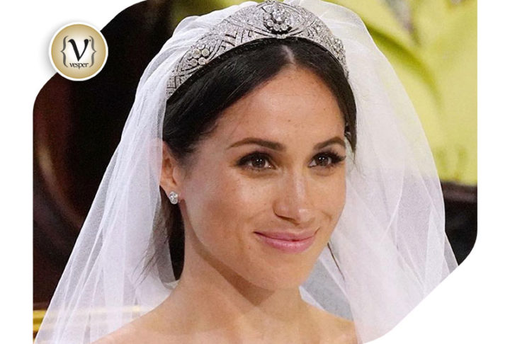 Dutchess of Sussex sets the new bridal makeup trend.