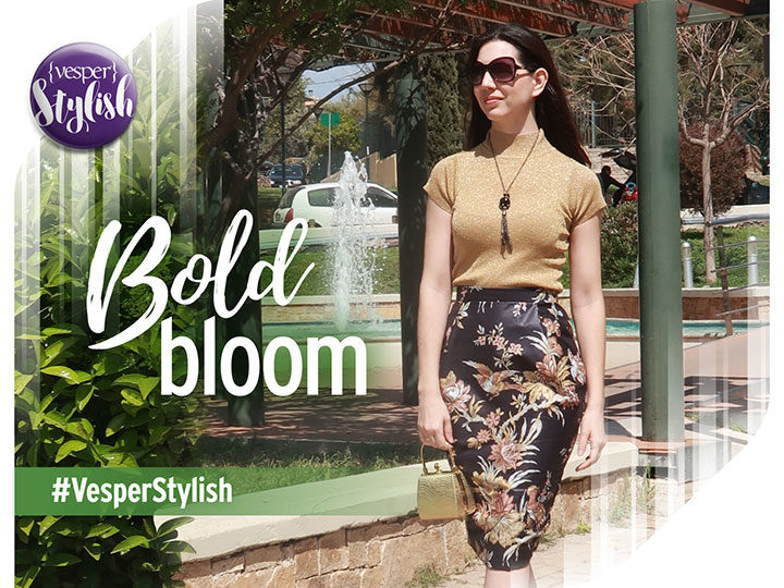 Vesper Stylish - Bold Bloom
