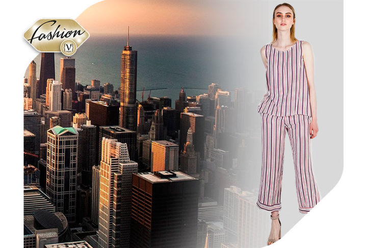 Your wardrobes' It item, for summer looks in the city... Palazzo Pants!