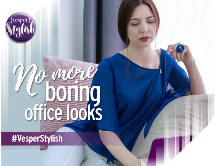 No more boring office looks!