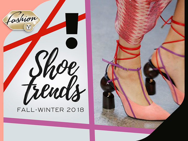 Top 5 Shoe Trends For Autumn 2018!