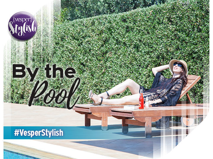 Vesper Stylish by the Pool!