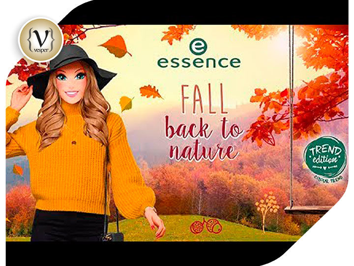 Fall back to Nature - Limited edition by essence