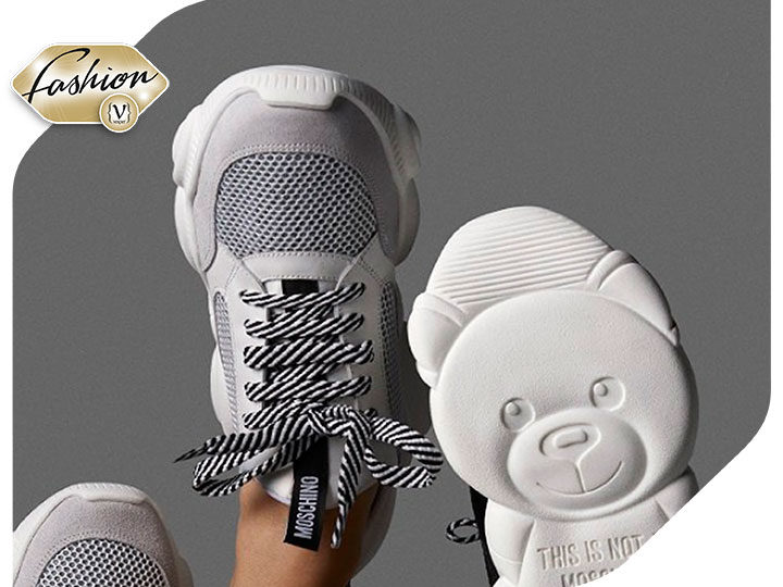 A Teddy Bear for your… feet!