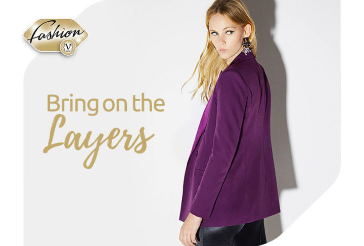 Bring on the layers!