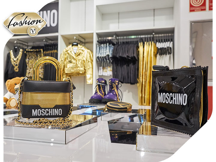 Moschino party at H&M!