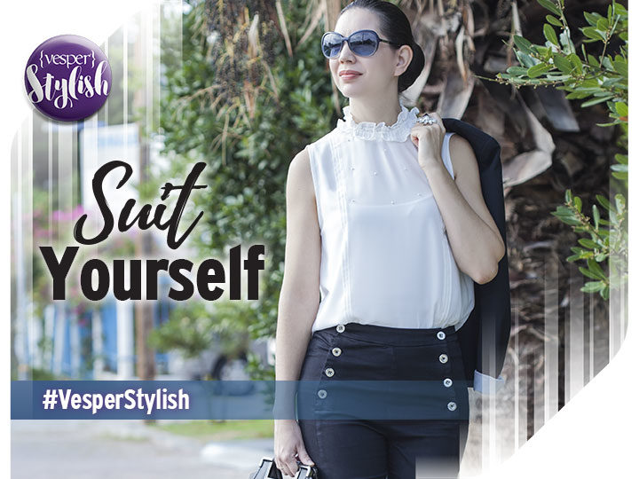 Vesper Stylish - Suit Yourself