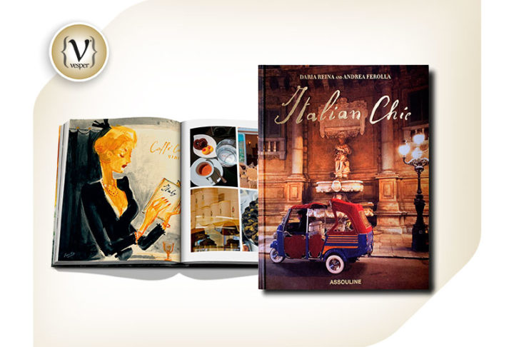 Italian Chic vs Bosphorus Private: two books that will take you away