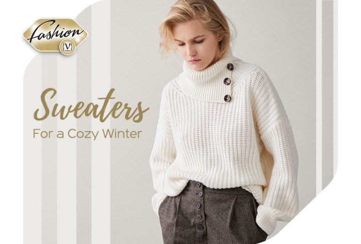 Sweaters for a cozy Winter!