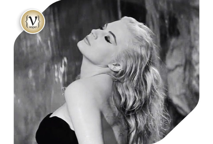 Anita Ekberg: The legendary leading actress of