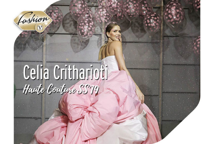 Celia Kritharioti Couture SS19 Collection