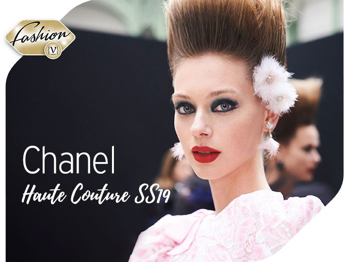 Chanel Haute Couture SS19 Collection