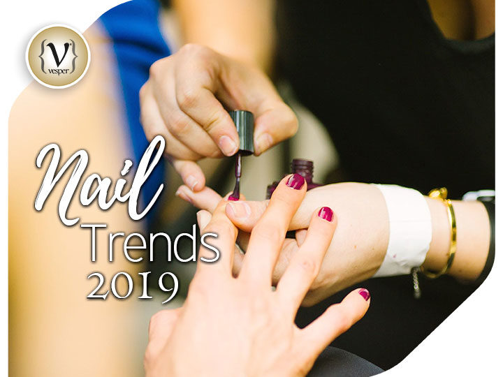 Five nail trends for 2019