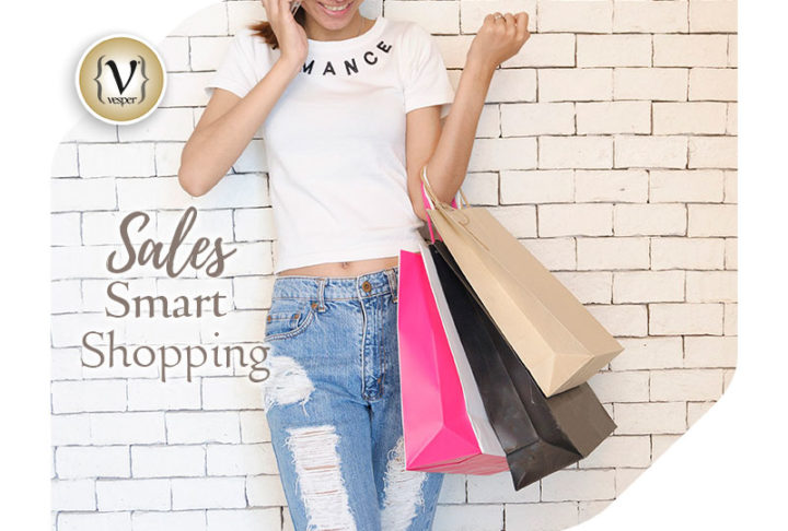 Tips for smart shopping on sales