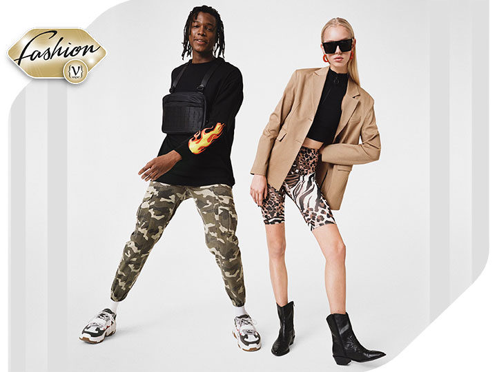 Bershka Spring 2019. Let the trend battle begin.