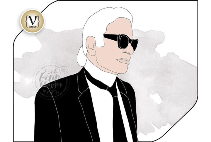 20 famous and caustic quotes Karl Lagerfeld has said