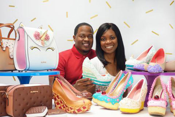 Shoe Bakery creates the most delicious shoes you have seen - Chris Cambell