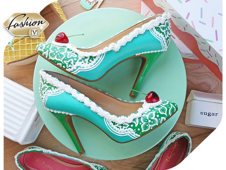 Shoe Bakery creates the most delicious shoes you have ever seen
