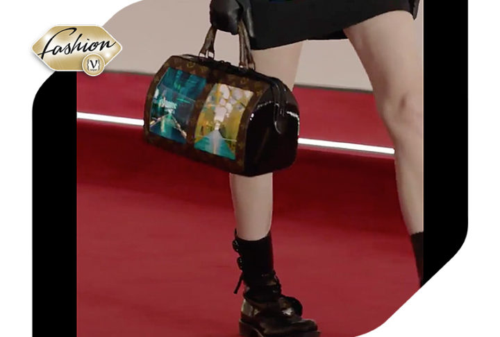 Louis Vuitton and the new Hi-Tech bags
