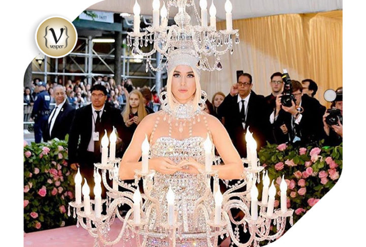 The extreme Celebrity looks at The Met Gala