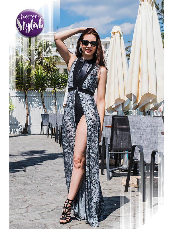 Vesper Stylish Look - Resort Diva Outfit - Terry Paganopoulou - Terry Παγανοπούλου