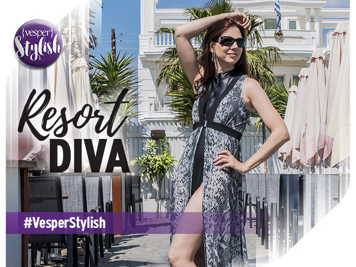 Vesper Stylish - Resort Diva