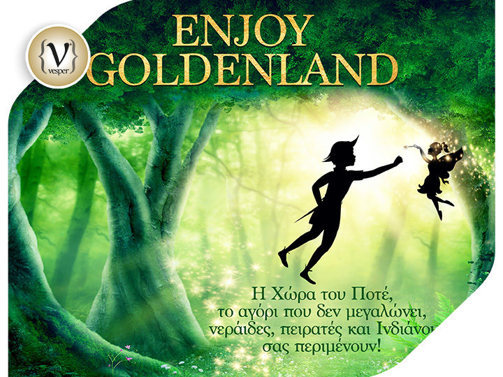 Enjoy GoldenLand!