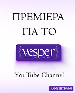 VESPER TV - YOUTUBE CHANNEL