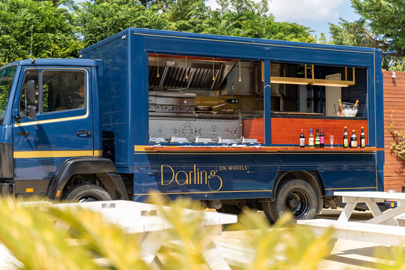 Darling On Wheels catering