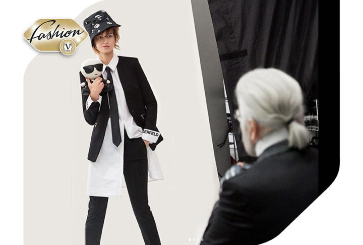 """Celebrities honor Karl Lagerfeld with the """"The White Shirt Project"""""""