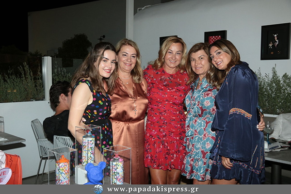 The Art Dose Rooftop Party Mykonos