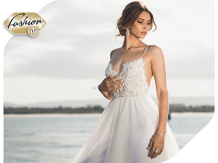 How to choose the right wedding gown!
