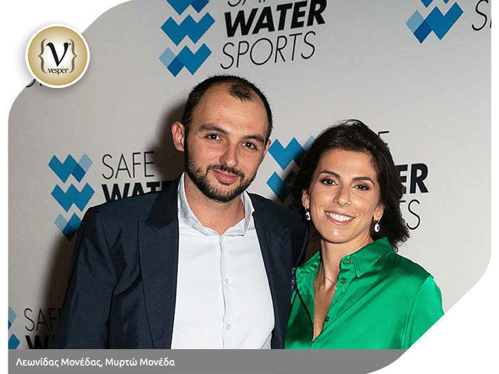H Mat Fashion στη βραδιά Safe Water Sports