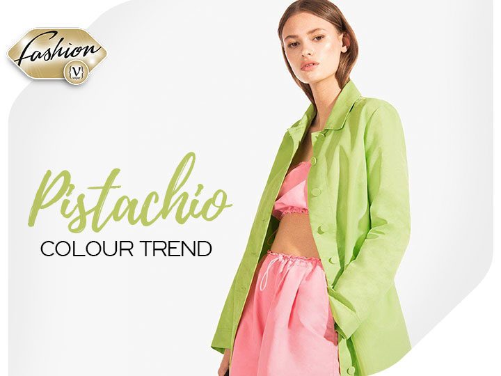 Pistachio: The next color trend!