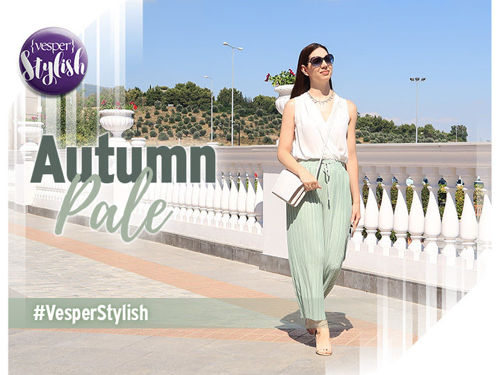 Vesper Stylish - Autumn Pale