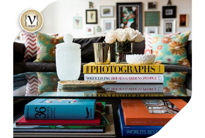 Design Tip: Coffee Table Books