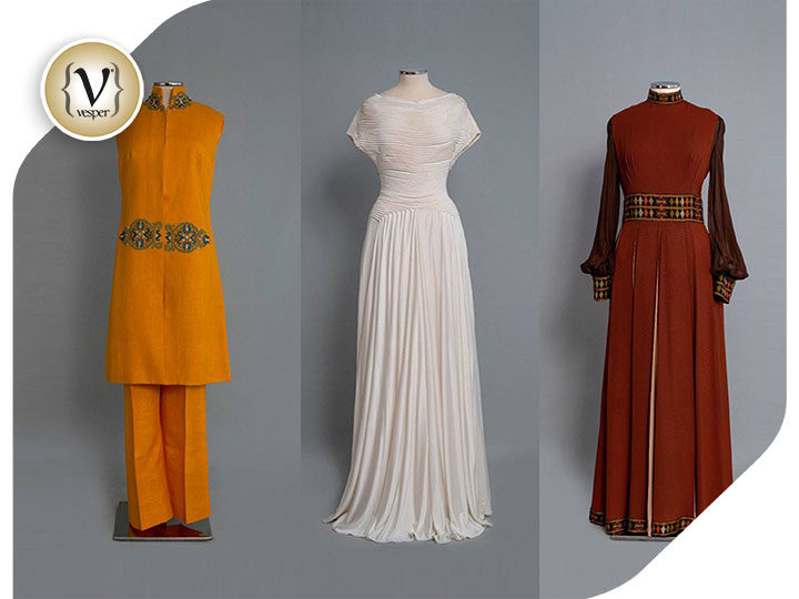 100 years of Greek fashion, a unique exhibition in Athens