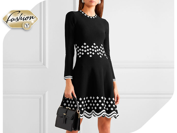 Winter fashion: The best knit dresses