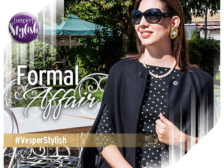 Vesper Stylish - Formal Affair