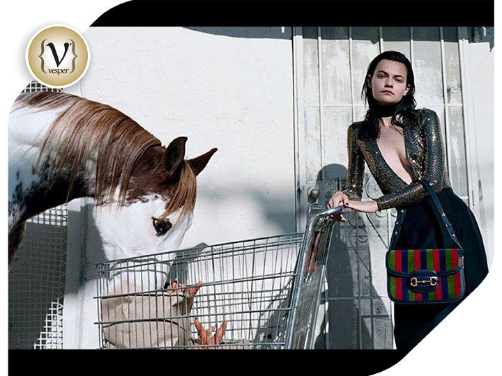 Gucci: The new campaign directed by George Lanthimos