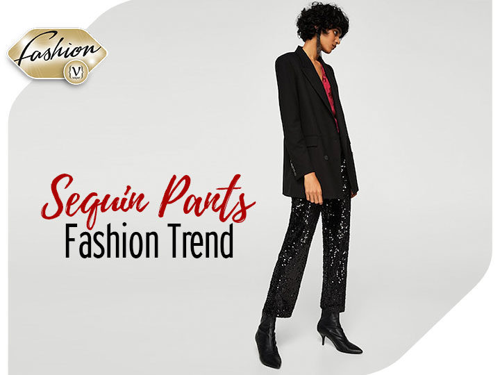 Trend: Sequined Trousers!