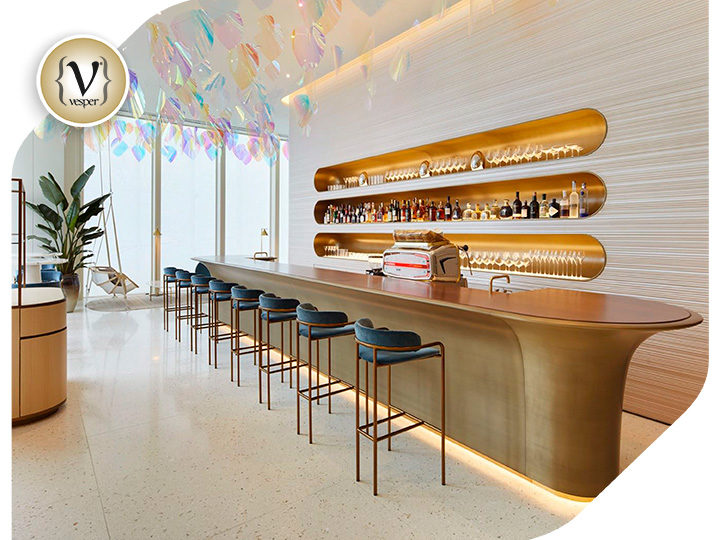Louis Vuitton: The first in store cafe