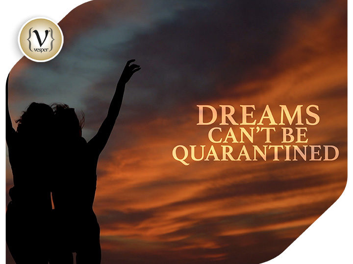 Dreams Can't Be Quarantined - An inspiring video by Aris Katsigiannis