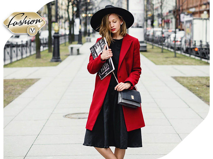 How to wear black in spring!