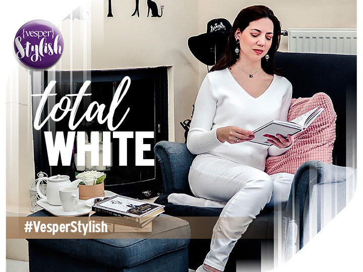 Vesper Stylish - Total White at Home