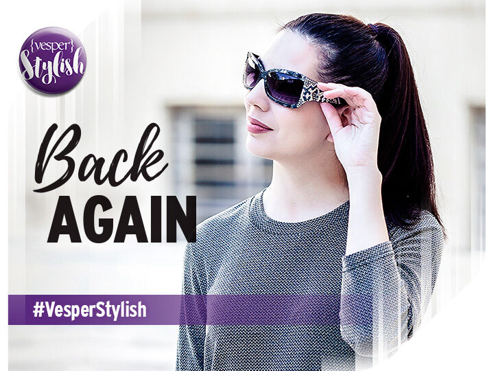 Vesper Stylish - Back Again