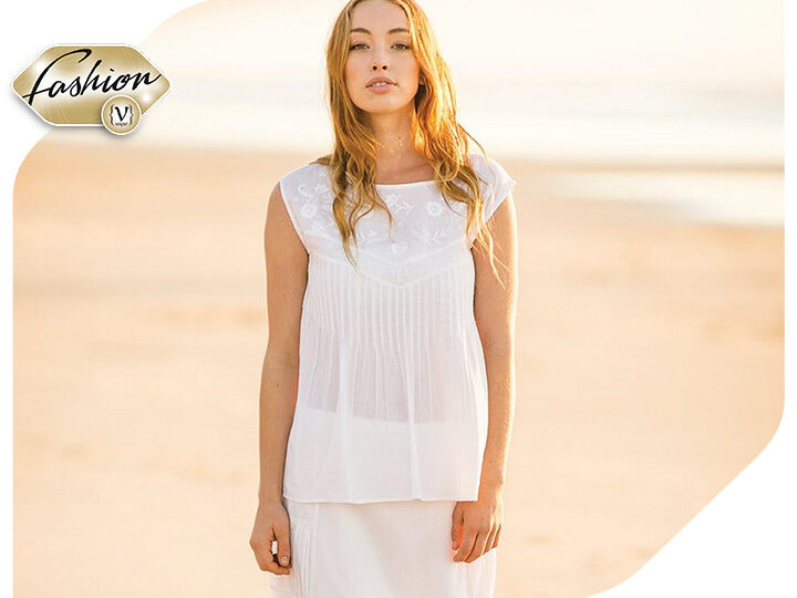 White is the trend this Summer!